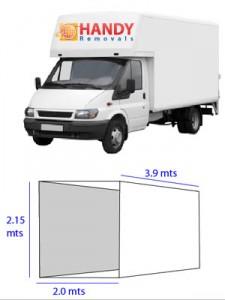 Luton Van Size