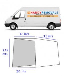 Transit Vans Size