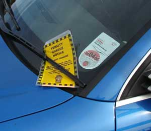 Parking Ticket Appeal